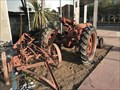 Image for Old Tractor - San Carlos, CA