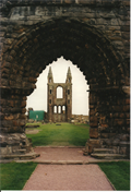 Image for St Andrews Chathedral,Scotland