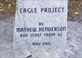 Image for Eagle Scout Project - Mead Garden