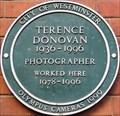 Image for Terence Donovan - Bourdon Street, London, UK