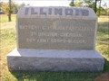 Image for Illinois Battery C, 1st Lt. Artillery Monument ~ Chickamauga GA