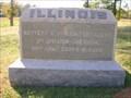 Image for Illinois Battery C, 1st Lt. Artillery Monument ~ Chickamauga GA