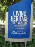 Image for Living Heritage Tree Museum - Storm Lake, IA