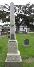 Image for 13 Grave of Isaac Owen - Santa Clara, CA