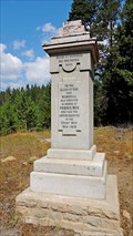 Image for Ghost Town Mysteries: The cenotaph of Phoenix, B.C.