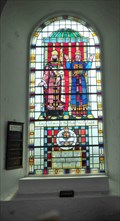 Image for Stained Glass Window - St. Patrick's Church - Jurby, Isle of Man