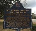 Image for Mount Vernon Arsenal and Barracks - Mt. Vernon, AL