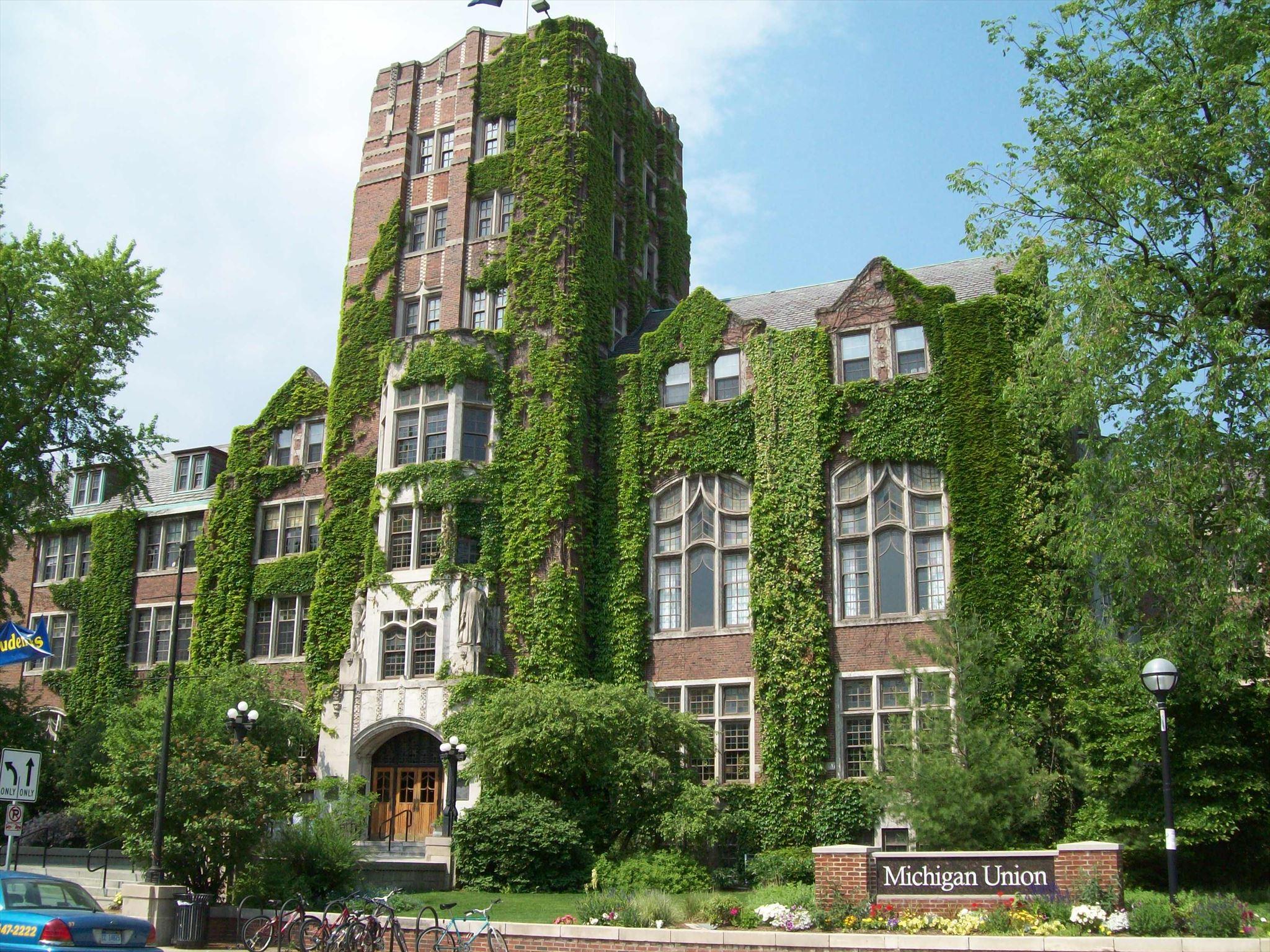 the michigan union university of michigan ann arbor michigan image