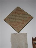 Image for Aldbury St.Johns Church WW2 Plaque