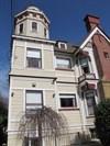 Left Front Maynard Mansion, San Jose, CA