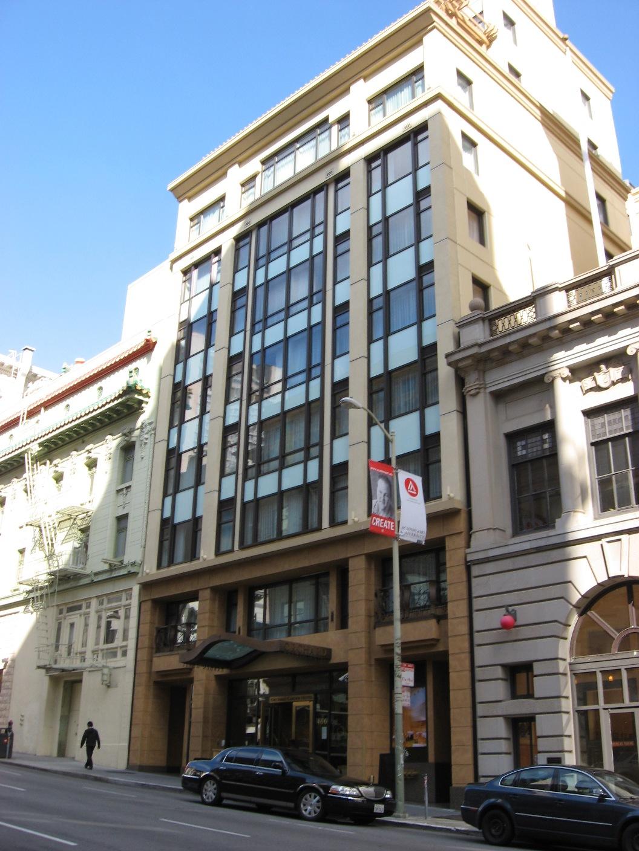 The Orchard Garden Hotel San Francisco