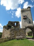Image for Burg Olbrück, Hain - RLP / Germany