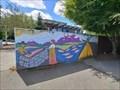 Image for Pioneer Days Salmon Bake Mural - Seattle, Washington