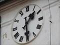 Image for Town Clock - Diváky, Czech Republic