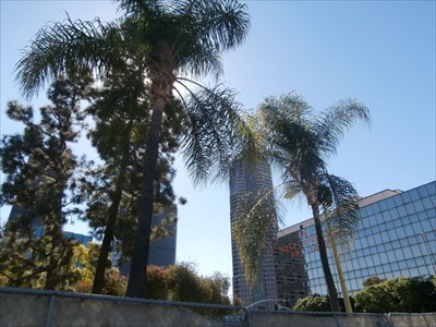 Figueroa at Wilshire Building -- Downtown Los Angeles