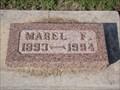 Image for 101 - Mabel F. Miller - El Reno Cemetery - El Reno, OK