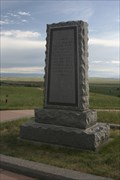 Image for Occupied- Little Bighorn National Battlefield - Crow Agency, MT