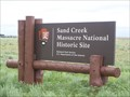 Image for Sand Creek Massacre National Historic Site - Kiowa County, Colorado