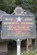 Image for Blue Star at Mississippi Rapids Rest Area Eastbound I-80