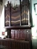 Image for Church Organ - All Saints - Sapcote, Leicestershire