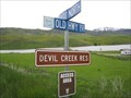 Image for Devil Creek Reservoir - Oneida County, Idaho
