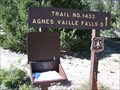 Image for San Isabel National Forest Trail #1433 Trailhead; Agnes Valle Falls - Chaffee County, CO