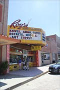 Image for Roy's Hobby Shop -- Kingsville TX