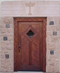 Image for McCullough-Price House Door - Chandler, Arizona