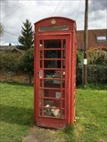 Image for Red Telephone Box - Chequers Lane, Fingest, Buckinghamshire, UK