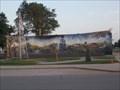 Image for Waukomis Pioneer Memorial Mural - Waukomis, OK