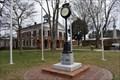 Image for Veterans Memorial Clock - Bowling Green, Va