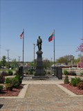 Image for Statue of Simon Bolivar - Bolivar, MO