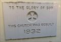 Image for 1932 - All Saints Anglican Church - Vernon, BC