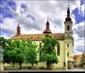 Image for Kostel Nanebevzetí Panny Marie / Church of Assumption of the Virgin Mary - Žatec (North-West Bohemia)