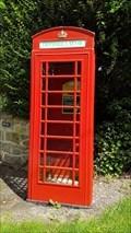 Image for Red Telephone Box - Eakring, Nottinghamshire