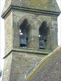 Image for Bell tower, St Mary's Church, Billingsley, Shropshire, England