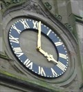 Image for Clock, St Andrew's Church, Ombersley, Worcestershire, England