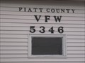 Image for Post 5346 Piatt County VFW - Monticello, Illinois.