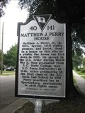 Image for Matthew J Perry House (40-141)