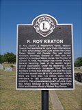 Image for R. Roy Keaton - Oakland Cemetery - Weatherford, TX