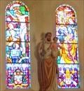 Image for Vitraux Eglise Sainte Madeleine - Chateleillon, Nouvelle Aquitaine, France