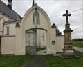 Image for Churchyard crosses - Cholina, Czech Republic