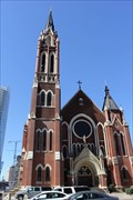Image for Cathedral Shrine of the Virgin of Guadalupe -- Dallas TX
