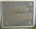 Image for Buffalo Soldiers - Arlington National Cemtery - Arlington, VA