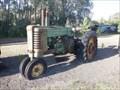 Image for John Deere Model MT Tractor - Tache, MB