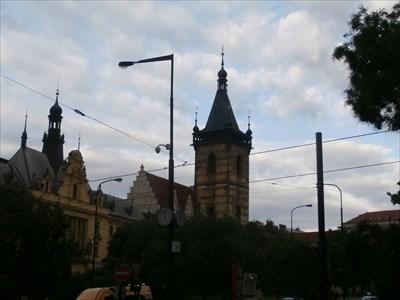 New Town Hall (Prague)