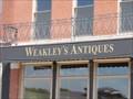 Image for Weakley's Antiques - Leavenworth, Ks.