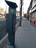Image for Solar Powered Parking Meter - Kingston rd and Scarborough rd - Toronto, Ontario, Canada