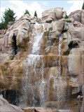 Image for Canada Pavilion Waterfall - Epcot, Disney World, FL