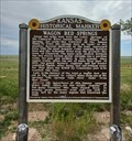 Image for Wagon Bed Springs - south of Ulysses, KS